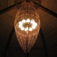 восточка  светильник на входе